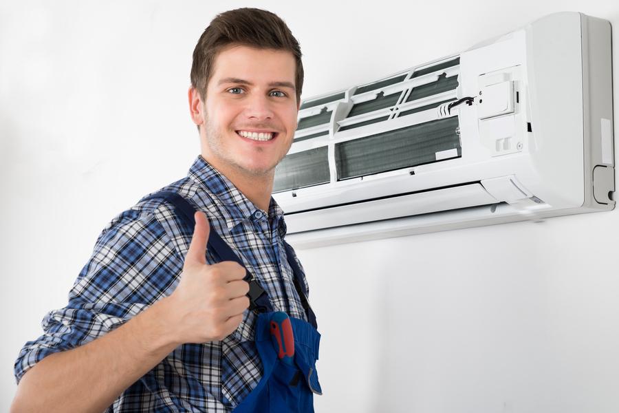Quy trình sửa chữa và bảo hành máy lạnh toshiba