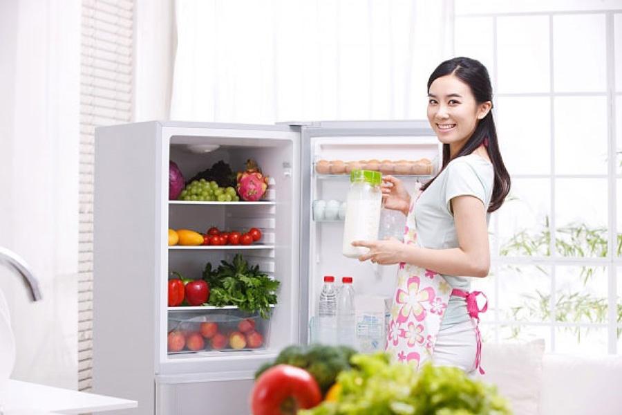 Hạn chế mở cửa tủ lạnh