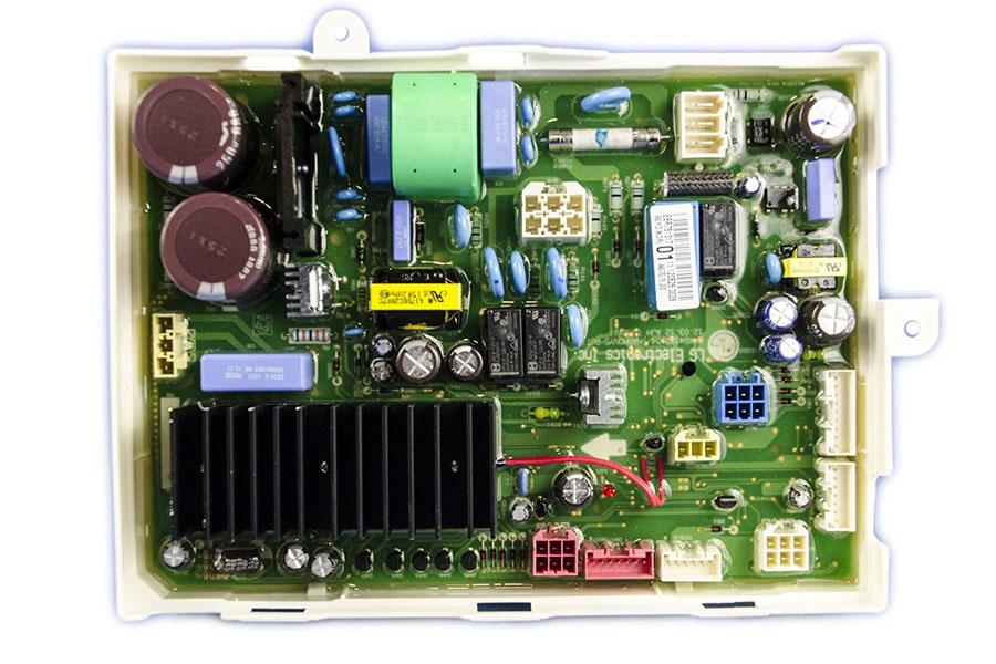 Tìm hiểu về board mạch của máy giặt Toshiba