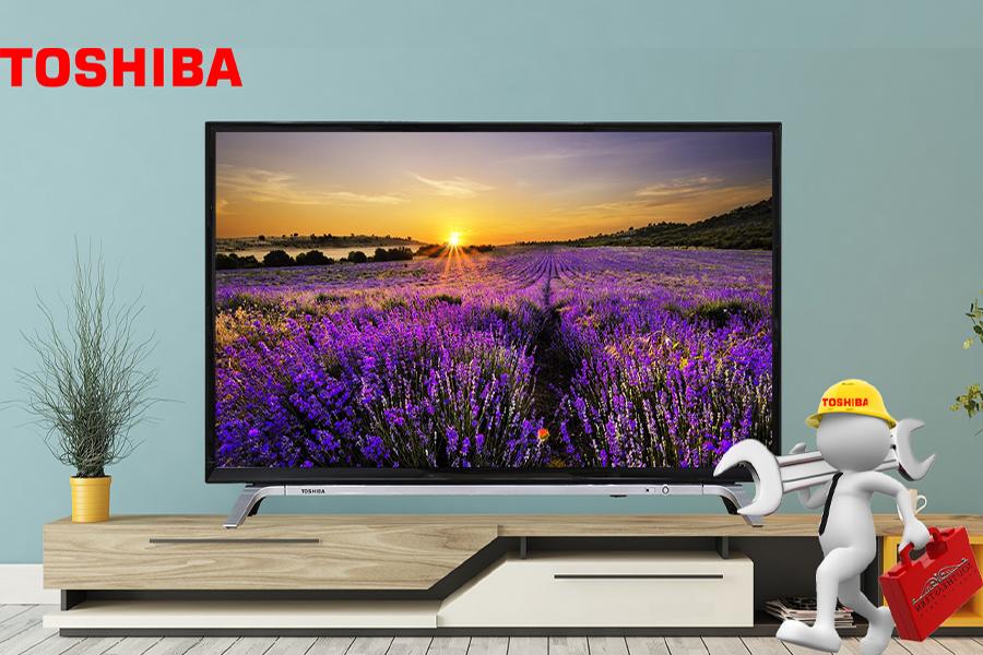 Bảo hành và sửa tivi Toshiba miễn phí