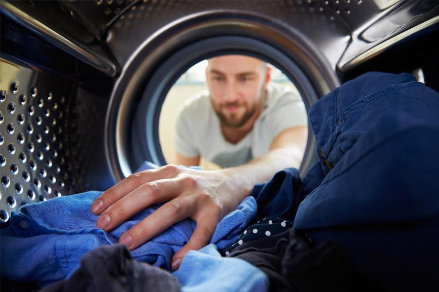 Mẹo vệ sinh máy giặt Toshiba cửa trước đơn giản mỗi ngày